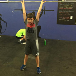 CrossFit Lake Wylie - Gavin C